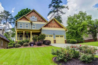 Decatur Single Family Home New: 2401 Tilson Ridge