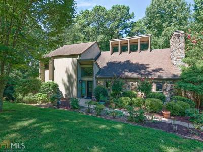 Johns Creek Single Family Home For Sale: 8720 S Mount Dr