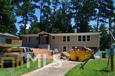 Atlanta Single Family Home New: 1463 Sagamore