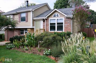Decatur Single Family Home New: 883 Wheatfields Pl