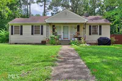 Sylvan Hills Single Family Home Under Contract: 744 Sylvan Dr
