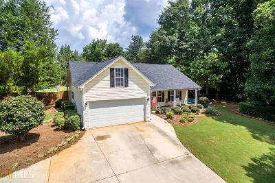 Covington Single Family Home New: 15 Crooked Creek Dr