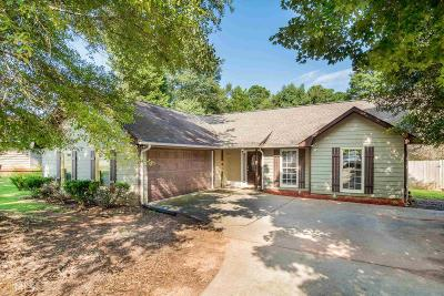 Henry County Single Family Home Under Contract: 90 Rosebud Ln
