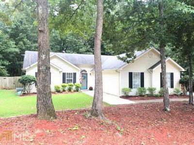 Senoia Single Family Home Under Contract: 635 Hayward Bishop Way