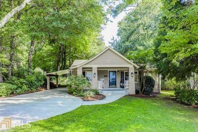 Atlanta Single Family Home New: 1083 Mantissa