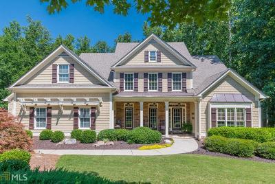 Cumming Single Family Home New: 406 Maple Ridge Ct