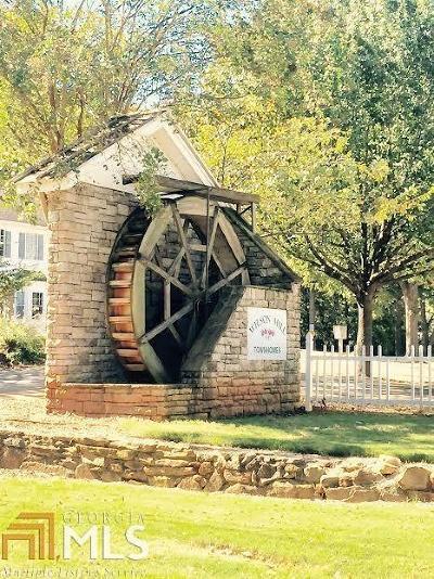 Carroll County Condo/Townhouse Under Contract: 209 E Wilson St #38