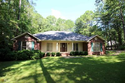 Fortson Single Family Home New: 650 Turkey Trl
