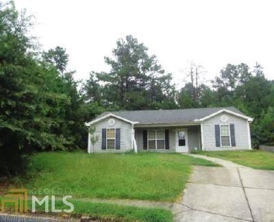 Winder Single Family Home New: 402 Harpy Eagle Dr