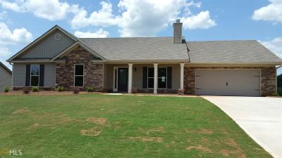 Winder Single Family Home For Sale: 1010 Clacktown Rd #Tract 4