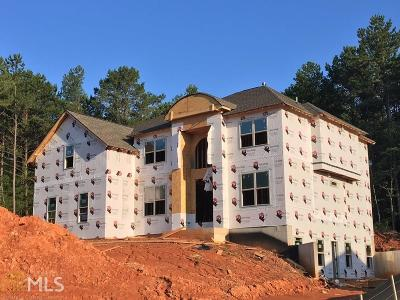 Henry County Single Family Home New: 116 Kalsum Trail #20