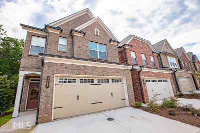 Marietta Condo/Townhouse New: 4378 Greys Rise Way
