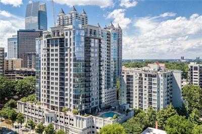 Atlanta Condo/Townhouse Under Contract: 222 12th St #1505