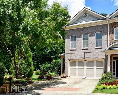Johns Creek Condo/Townhouse New: 6090 Narcissa Pl