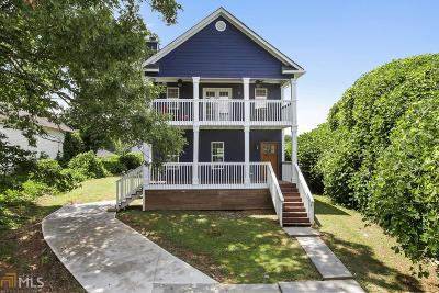 Westview Single Family Home Under Contract: 317 Inman St