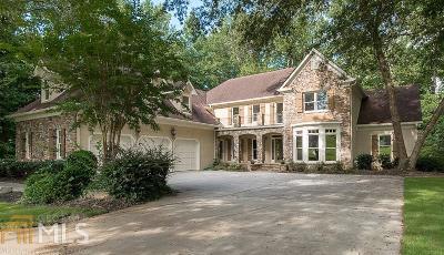 Milton Single Family Home New: 110 Gladwyne Ct