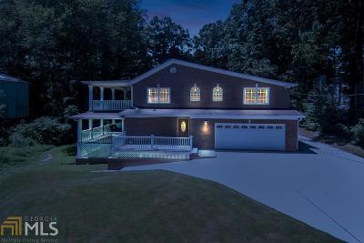Marietta Single Family Home New: 3301 Lynhurst Dr