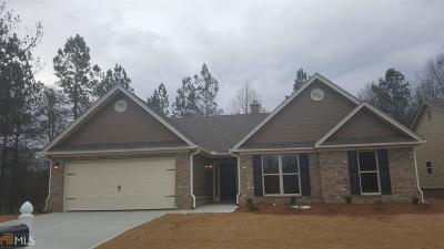 Winder Single Family Home New: 1012 Clacktown Rd #5