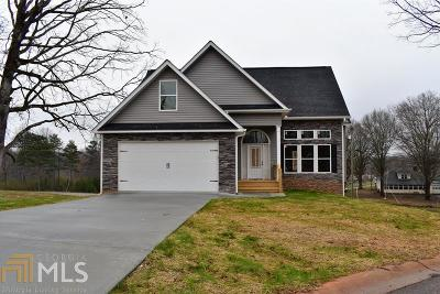 Demorest Single Family Home Under Contract: 149 Mills Crossing Ct