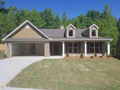 Winder Single Family Home New: 1008 Clacktown Rd #Tract 3