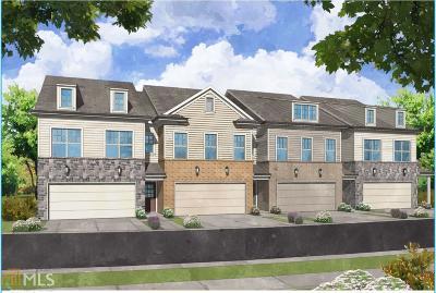 Atlanta Condo/Townhouse New: 519 Jefferson Chase St #505