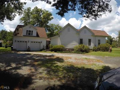 Jeffersonville GA Single Family Home New: $220,000