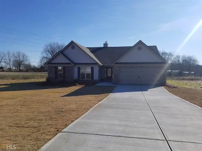 Winder Single Family Home For Sale: 1006 Clacktown Rd #Tract 2