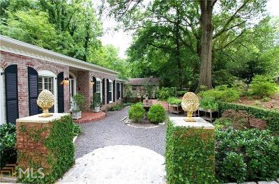 Atlanta Single Family Home New: 2561 Lake Flair Cir