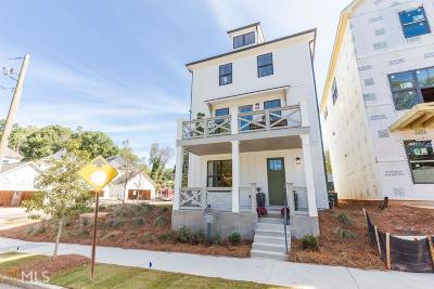 Atlanta Single Family Home New: 2334 Merrilee Ln