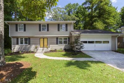 Marietta Single Family Home New: 2793 Staunton Dr