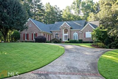Kennesaw Single Family Home Under Contract: 3521 Naples Vw