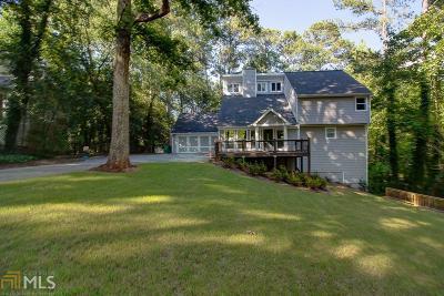 Marietta Single Family Home New: 1730 Little Willeo Rd