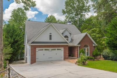 Dawsonville Single Family Home Under Contract: 119 Winterhawk Cv