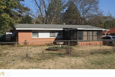Columbus Single Family Home For Sale: 241 Springfield Ave