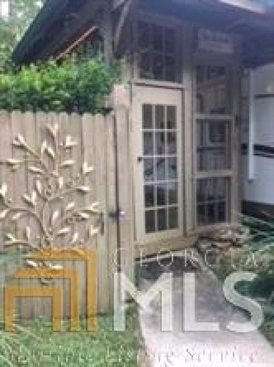 Ellijay Single Family Home For Sale: 1st St