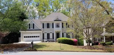 Suwanee Single Family Home For Sale: 2582 Collins Port Cv