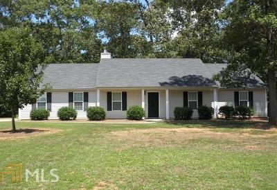 Statham Single Family Home Under Contract: 308 Jacobs Ln