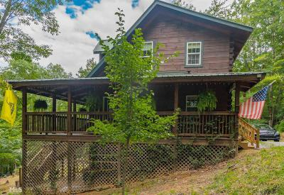 Sautee Nacoochee Single Family Home New: 228 Red Bark Tl