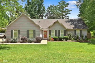 Newnan Single Family Home New: 455 Wynn Rd