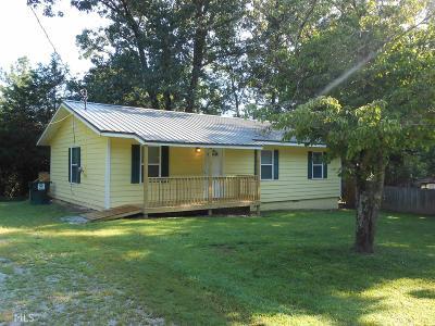 Conyers Single Family Home New: 2106 Hi Roc