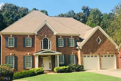Acworth Single Family Home For Sale: 1385 Benbrooke Ln