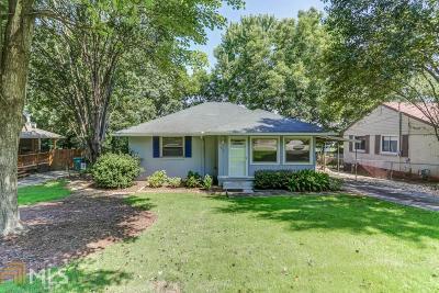 Smyrna Single Family Home New: 847 Wayland Ct