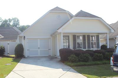 Hiram Single Family Home Under Contract: 354 Highland Falls Dr #191