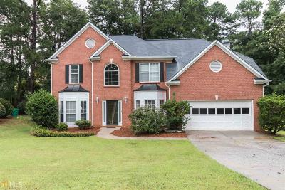 Stone Mountain Single Family Home New: 6834 Waters Edge #707