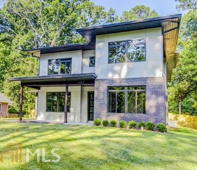 Decatur Single Family Home New: 1153 Oldfield