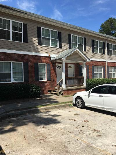 Marietta Condo/Townhouse Under Contract: 1651 Massachusetts Ave