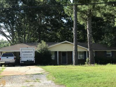 Douglasville Single Family Home New: 5243 Highway 5