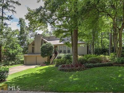 Marietta Single Family Home New: 3208 Holly Mill Run