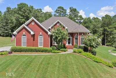 Monroe, Social Circle, Loganville Single Family Home Back On Market: 1150 Maple Creek Ridge