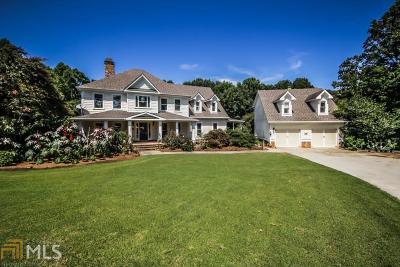 Acworth Single Family Home New: 6794 Woodstock Rd